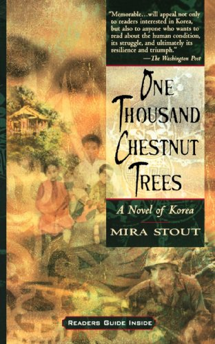 One Thousand Chestnut Trees  Reprint edition cover