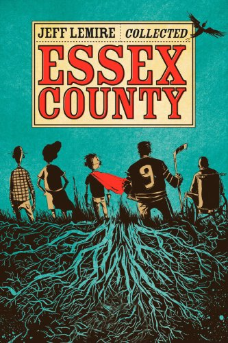 Complete Essex County   2009 edition cover
