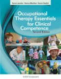 Occupational Therapy Essentials for Clinical Competence  2nd edition cover