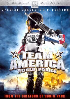 Team America - World Police (Special Collector's Widescreen Edition) System.Collections.Generic.List`1[System.String] artwork