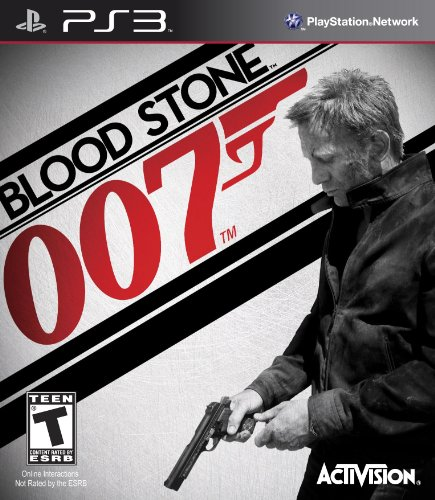 James Bond 007: Blood Stone - Playstation 3 PlayStation 3 artwork