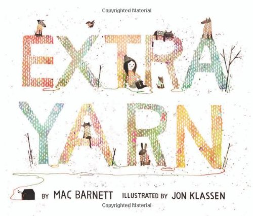 Extra Yarn   2011 edition cover