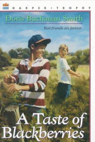 Taste of Blackberries   2005 (Reprint) edition cover
