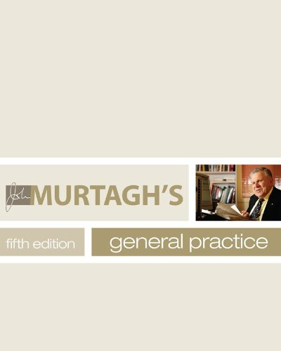 John Murtagh's General Practice  5th 2010 edition cover