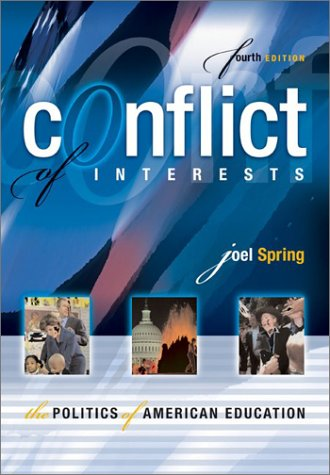 Conflict of Interests with PowerWeb  4th 2002 edition cover