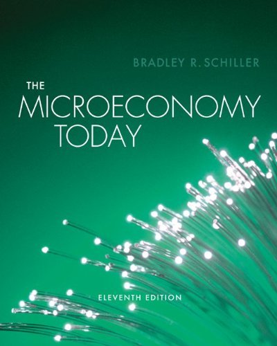 MICRO ECONOMY TODAY-HOMEWORK M 11th 2008 edition cover