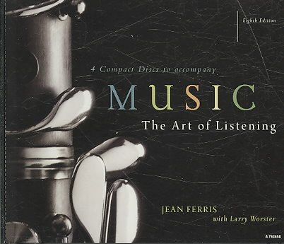 Art of Listening  8th 2010 9780077286385 Front Cover