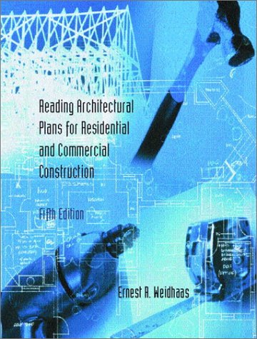 Reading Architectural Plans for Residential and Commercial Construction  5th 2002 edition cover