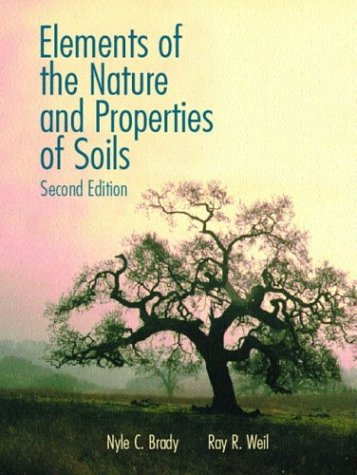 Elements of the Nature and Properties of Soils  2nd 2004 edition cover