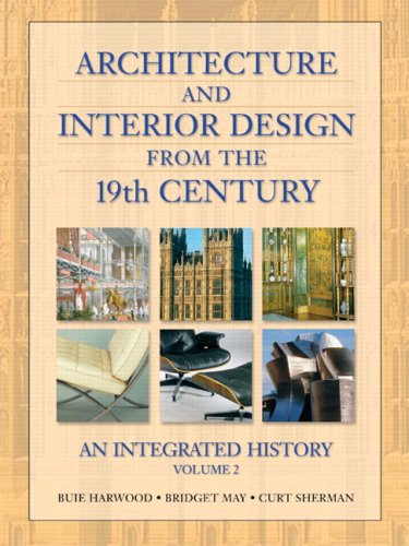 Architecture and Interior Design from the 19th Century An Integrated History  2009 edition cover