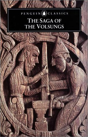 Saga of the Volsungs   1999 9780140447385 Front Cover