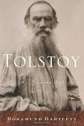 Tolstoy A Russian Life  2011 edition cover