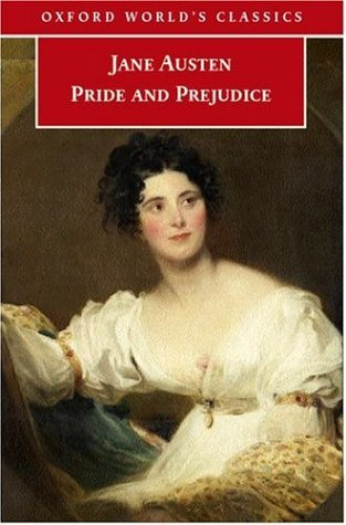 Pride and Prejudice  2nd 2004 (Revised) 9780192802385 Front Cover