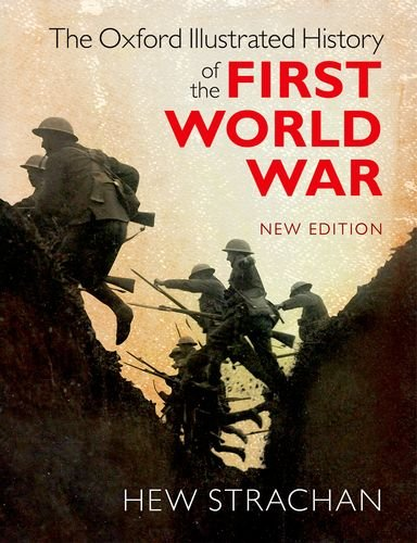 Oxford Illustrated History of the First World War  2nd 2014 edition cover