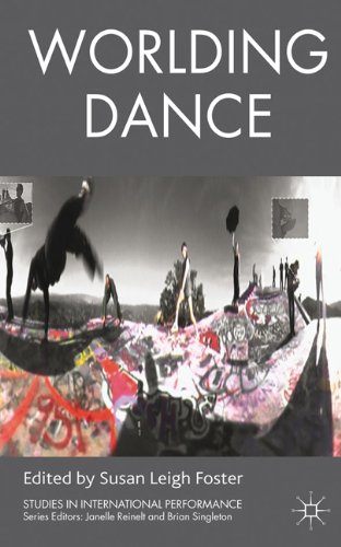 Worlding Dance   2009 9780230298385 Front Cover