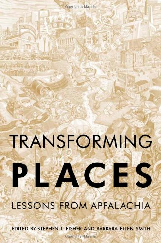 Transforming Places Lessons from Appalachia  2012 edition cover