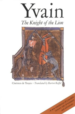 Yvain The Knight of the Lion  1987 edition cover
