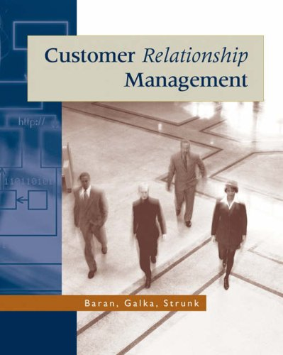 CRM (Customer Relationship Management) The Foundation of Contemporary Marketing Strategy  2008 edition cover