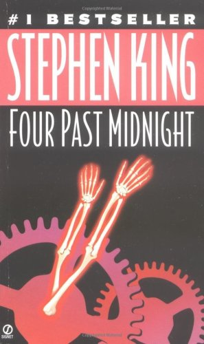 Four Past Midnight   1990 edition cover