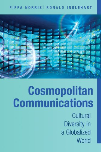 Cosmopolitan Communications Cultural Diversity in a Globalized World  2009 9780521738385 Front Cover