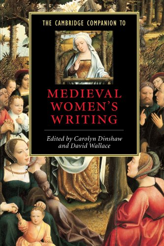 Cambridge Companion to Medieval Women's Writing   2003 edition cover