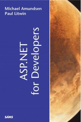 ASP.NET for Developers   2002 9780672320385 Front Cover