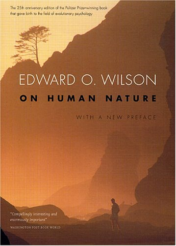 On Human Nature  2nd 2004 (Revised) edition cover