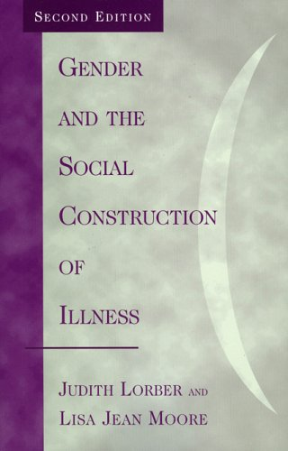 Gender and the Social Construction of Illness  2nd 2002 edition cover