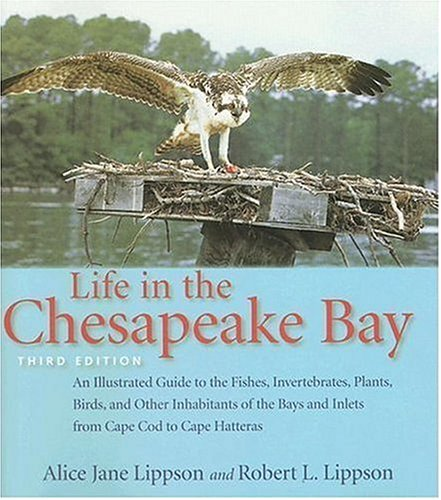 Life in the Chesapeake Bay  3rd 2006 edition cover