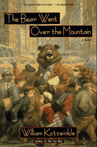 Bear Went over the Mountain A Novel Revised  edition cover