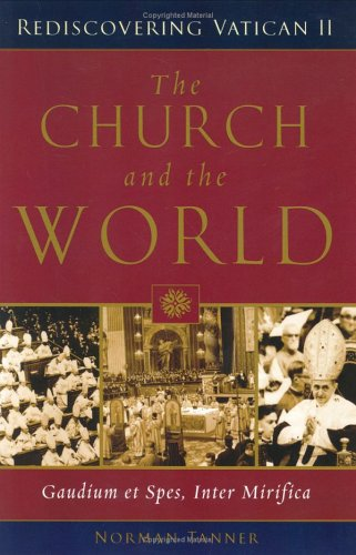 Church and the World Gaudium et Spes, Inter Mirifica  2005 edition cover