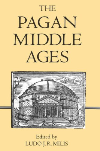 Pagan Middle Ages   1998 edition cover