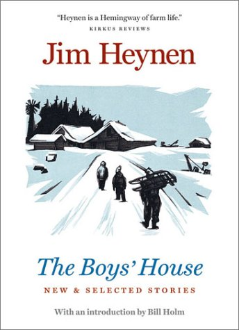 Boys' House New and Selected Stories  2002 9780873514385 Front Cover