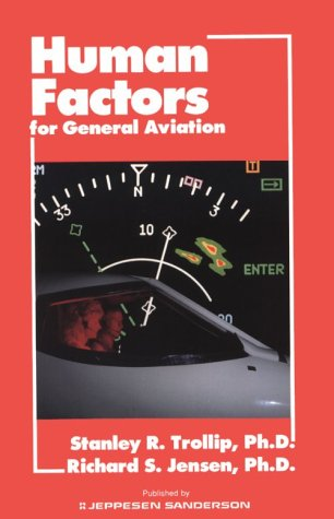 Human Factors Manual for General Aviation 1st 1991 edition cover
