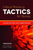 Critical Thinking Tactics for Nurses  3rd 2015 edition cover