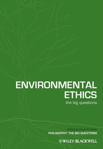 Environmental Ethics   2010 9781405176385 Front Cover