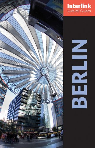 Berlin A Cultural Guide  2015 edition cover