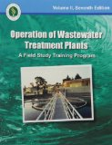 Operation of Wastewater Treatment Plants, Volume 2 7th 2008 edition cover