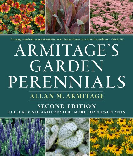 Armitage's Garden Perennials  2nd 2011 (Revised) edition cover