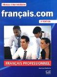 Francais.com Nouvelle edition: Livre de l'eleve 2 & DVD-Rom  0 edition cover