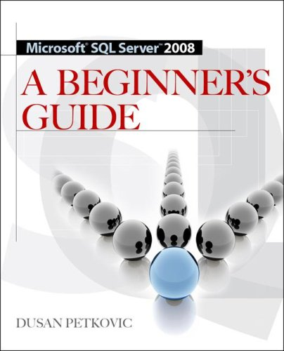 Microsoft SQL Server 2008  4th 2009 9780071546386 Front Cover