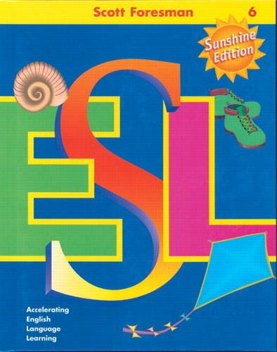 Scott Foresman ESL, Grade 6 Video  2001 edition cover