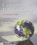 Comparative Politics Today A World View Plus NEW MyPoliSciLab with Pearson EText -- Access Card Package 11th 2015 edition cover