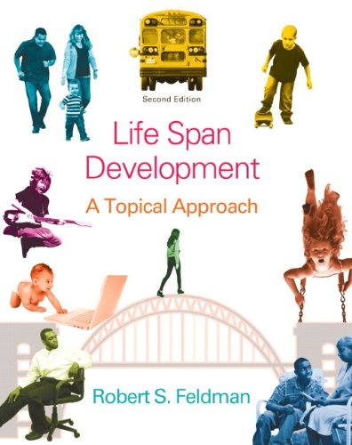 Lifespan Development A Topical Approach Plus NEW MyPsychLab with EText -- Access Card Package 2nd 2014 edition cover