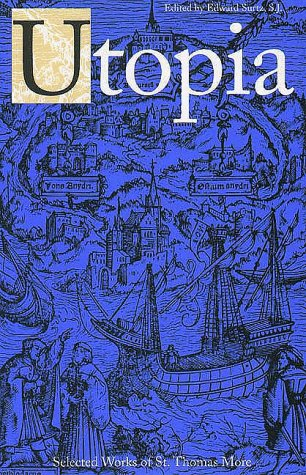 Utopia  N/A edition cover