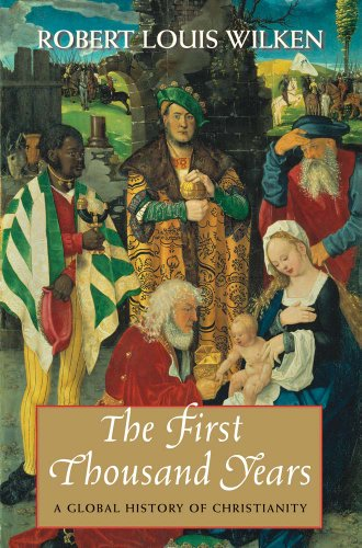 First Thousand Years A Global History of Christianity  2014 edition cover