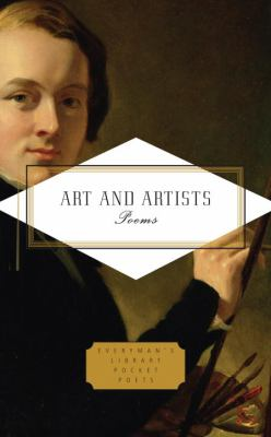 Art and Artists Poems  2012 edition cover