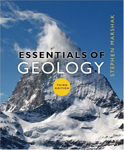 Essentials of Geology  3rd 2009 edition cover