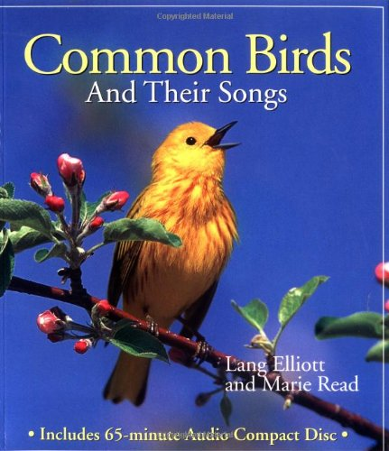 Common Birds and Their Songs   1998 9780395912386 Front Cover