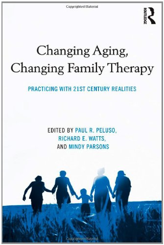 Changing Aging Changing Family Therapy   2012 edition cover